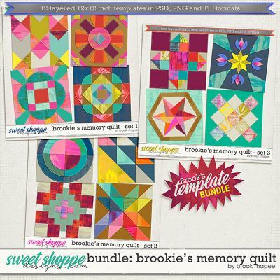 Brookie's Memory Quilt - Bundle