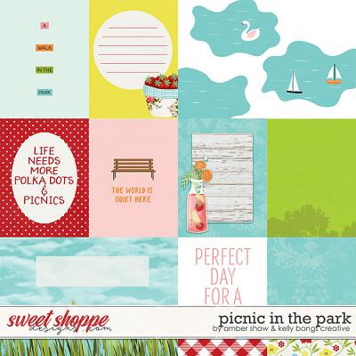 Picnic in the Park: Cards by Amber Shaw & Kelly Bangs Creative