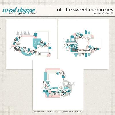 Oh The Sweet Memories by Two Tiny Turtles