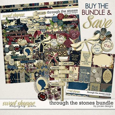 Through the Stones Bundle by JoCee Designs