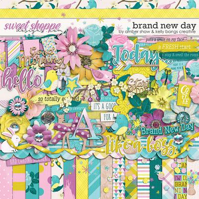 Brand New Day by Amber Shaw & Kelly Bangs Creative