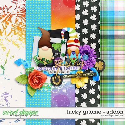 Lucky Gnome - Add-on by WendyP Designs
