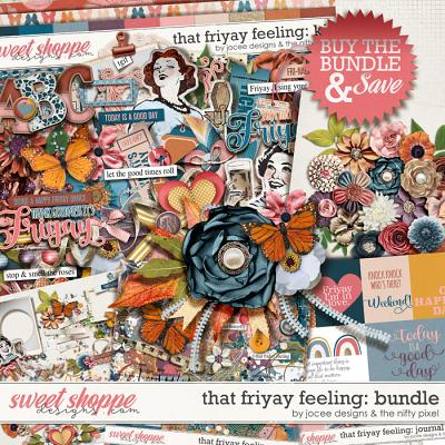 That Friyay Feeling Bundle by JoCee Designs and The Nifty Pixel