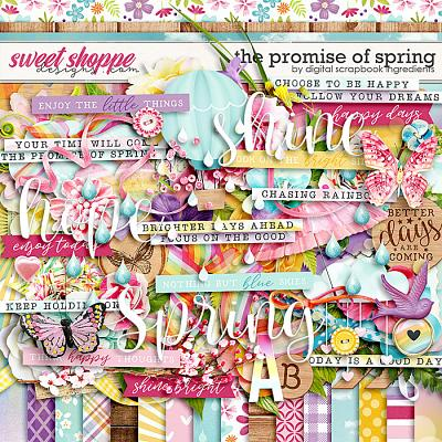 The Promise Of Spring by Digital Scrapbook Ingredients