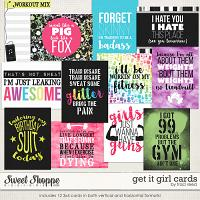 Get It Girl Cards by Traci Reed