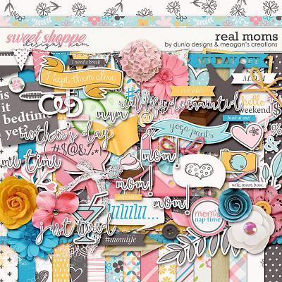 Real Moms by Dunia Designs & Meagan's Creations