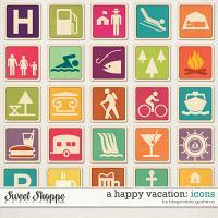 A Happy Vacation: Icons by Blagovesta Gosheva