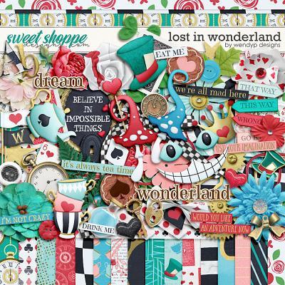 Lost in wonderland by WendyP Designs