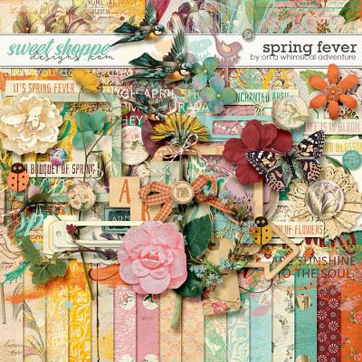 Spring Fever Kit by On A Whimsical Adventure