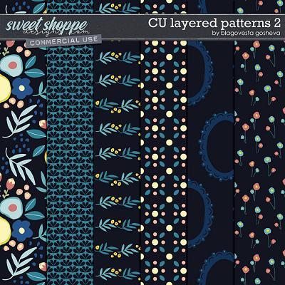 CU Layered Patterns 2 by Blagovesta Gosheva