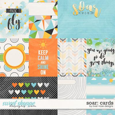 Soar Cards by River Rose Designs