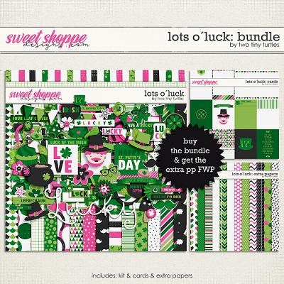 Lots O´Luck :: Bundle by Two Tiny Turtles