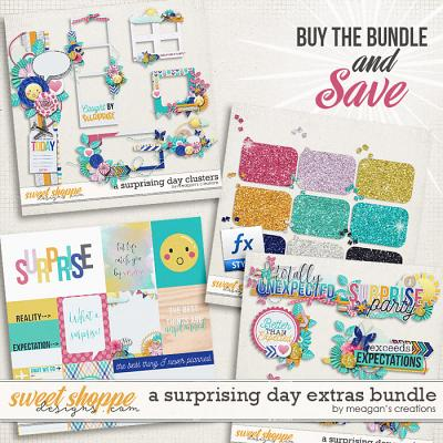 A Surprising Day Extras Bundle by Meagan's Creations