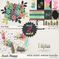 Wild Child: EXTRAS BUNDLE by Studio Flergs