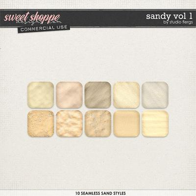Sandy VOL 1 by Studio Flergs