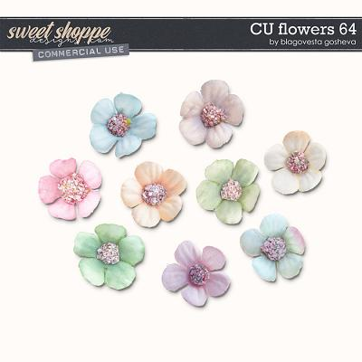 CU Flowers 64 by Blagovesta Gosheva