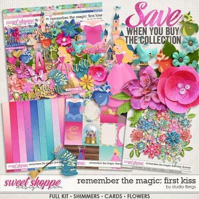 Remember the Magic: FIRST KISS- COLLECTION & *FWP* by Studio Flergs