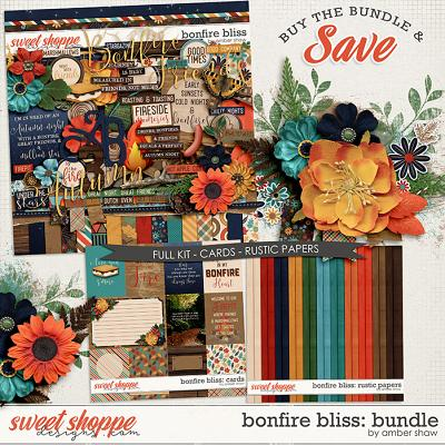 Bonfire Bliss Bundle by Amber Shaw