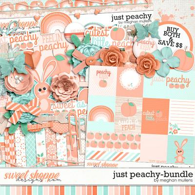 Just Peachy-Bundle by Meghan Mullens
