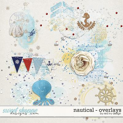 Nautical - Overlays by Red Ivy Design