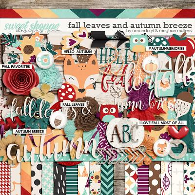 Fall Leaves & Autumn Breeze by Amanda Yi & Meghan Mullens