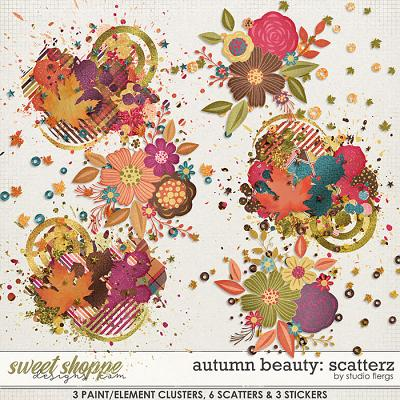 Autumn Beauty: SCATTERZ by Studio Flergs