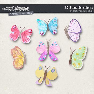 CU Butterflies 2 by Blagovesta Gosheva