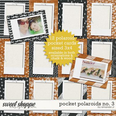 Pocket Polaroids No.3 by Amanda Yi