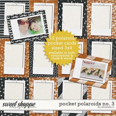 Pocket Polaroids No.3 by Amanda Yi