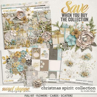Christmas Spirit: COLLECTION & *FWP* by Studio Flergs