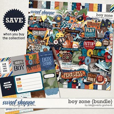 Boy Zone {bundle} by Blagovesta Gosheva