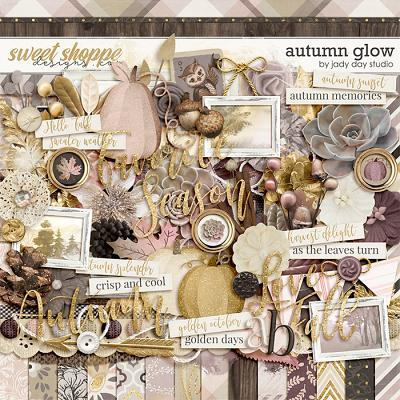 Autumn Glow by Jady Day Studio