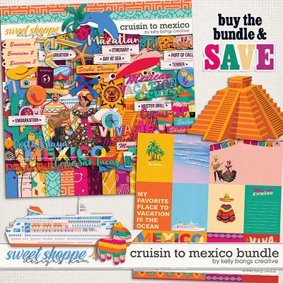 Cruisin to Mexico Bundle by Kelly Bangs Creative