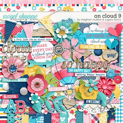 On Cloud 9 by Sugary Fancy Designs & Meghan Mullens