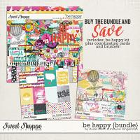 Be Happy {Bundle} by Studio Basic and Shawna Clingerman