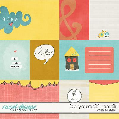 Be Yourself - Cards by Red Ivy Design