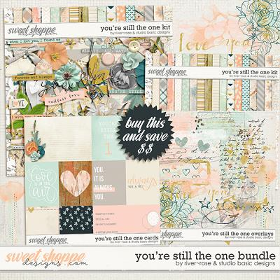 You're Still the One: Collection by River Rose Designs & Studio Basic Designs