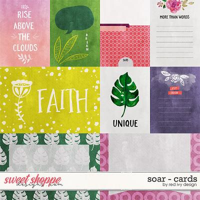 Soar - Cards by Red Ivy Design