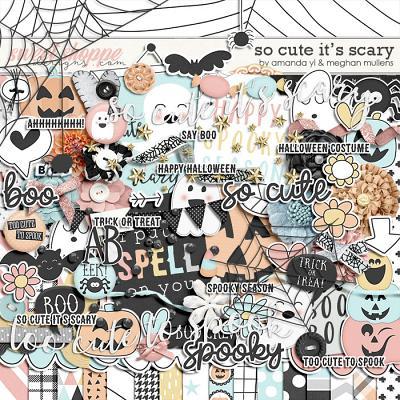 So Cute It's Scary-By Amanda Yi Designs & Meghan Mullens