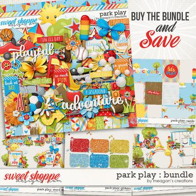 Park Play: Collection Bundle by Meagan's Creations