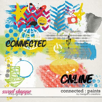 Connected : Paints by Meagan's Creations