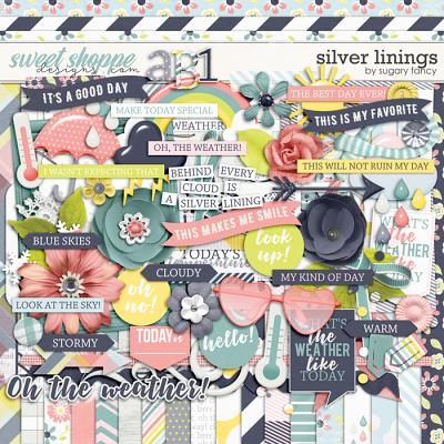 Silver Linings Kit by Sugary Fancy