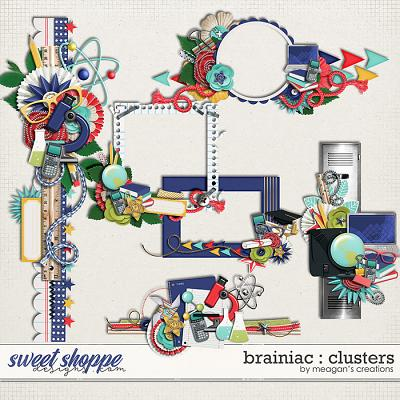 Brainiac : Clusters by Meagan's Creations