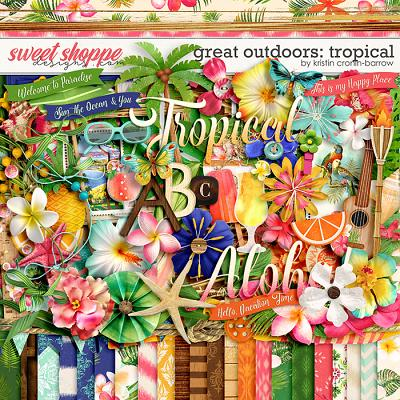 Great Outdoors: Tropical by Kristin Cronin-Barrow