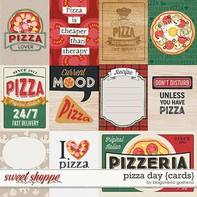 Pizza Day {cards} by Blagovesta Gosheva