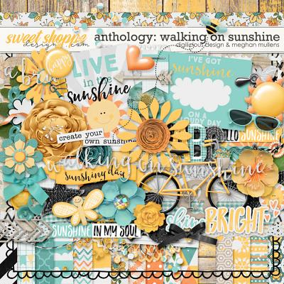 Anthology: Walking On Sunshine by Digilicious Designs & Meghan Mullens