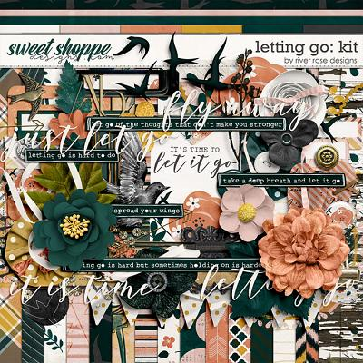 Letting Go: Kit by River Rose Designs