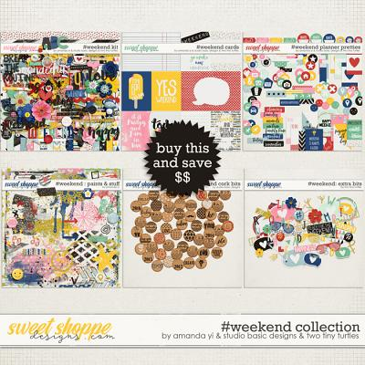#Weekend: Bundle by Amanda Yi, Studio Basic Designs & Two Tiny Turtles