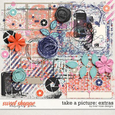 Take a Picture Extras by River Rose Designs