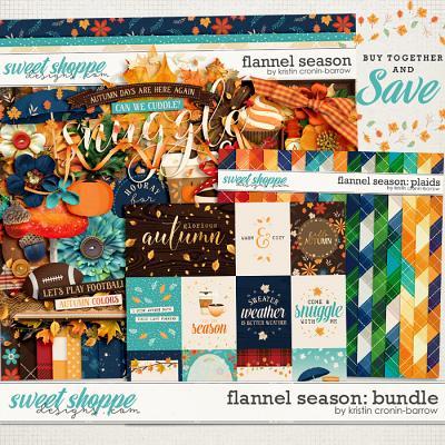 Flannel Season: Bundle by Kristin Cronin-Barrow